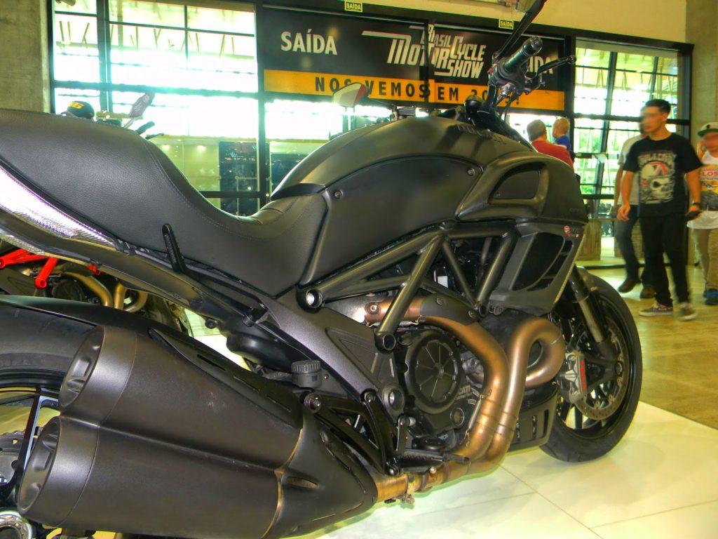 Brasil Motorcycle Show retorna somente em 2016