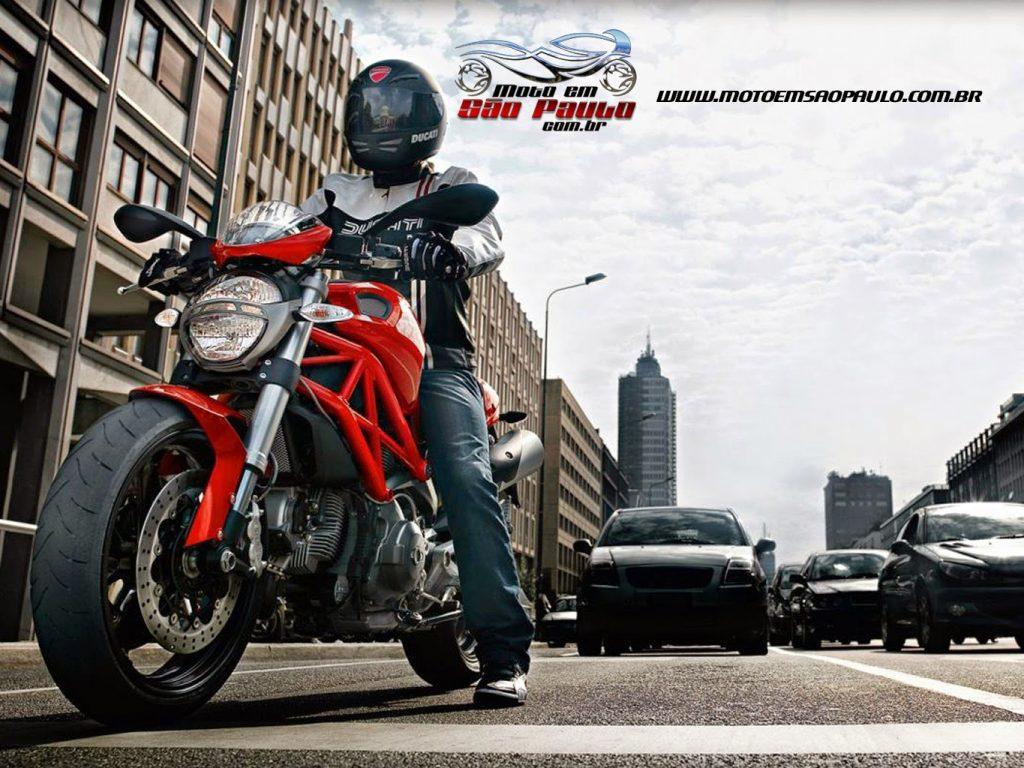 Roubos de motos luxuosas aumentam em SP