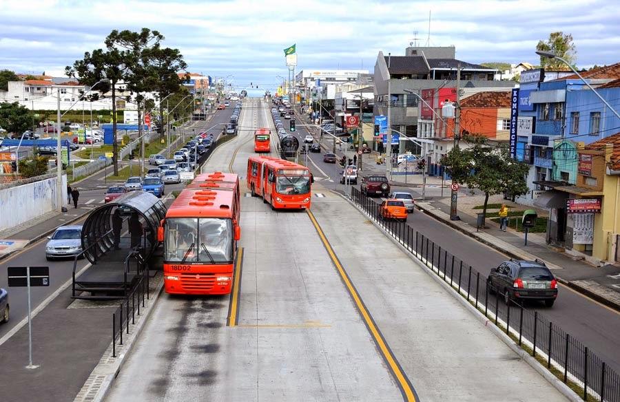 Avenida Marechal Floriano é a rua mais violenta de Curitiba