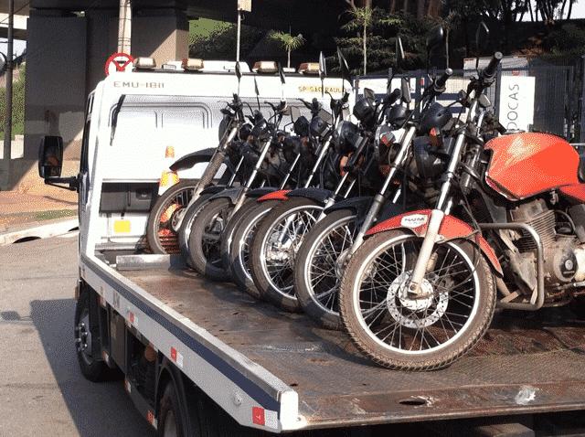 Operação Cavalo de Aço: PM de São Paulo fiscaliza 1.790 motocicletas