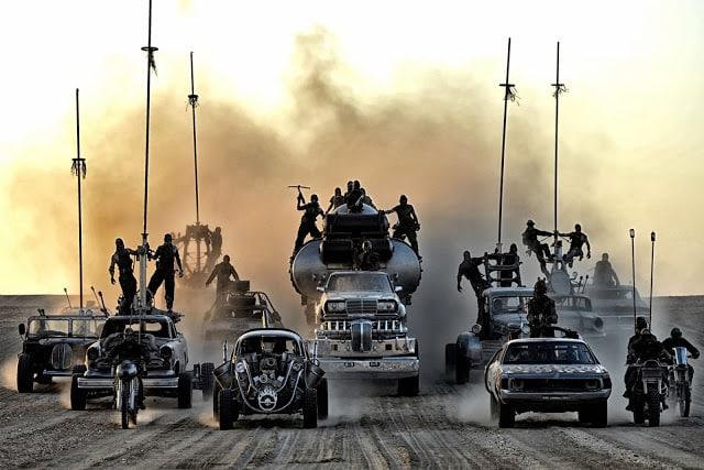 Prepare-se para uma guerra por gasolina, água e comida!