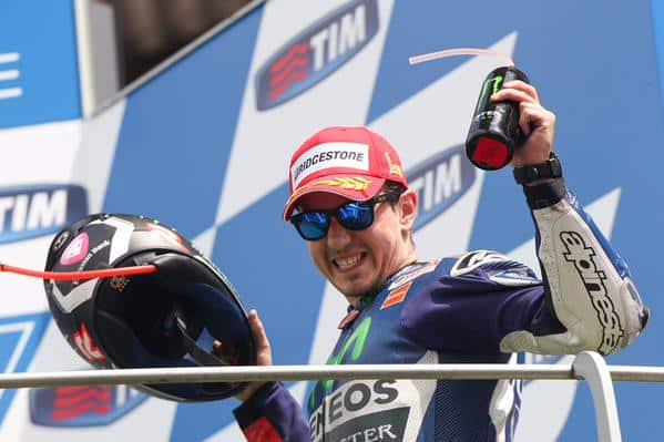 Jorge Lorenzo GP da Itália - Foto: Twitter
