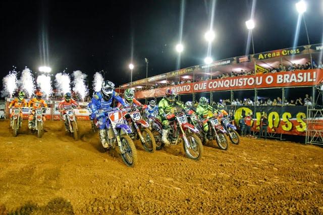 Jundiaí recebe a segunda etapa do Arena Cross 2015 dia 23 de maio.