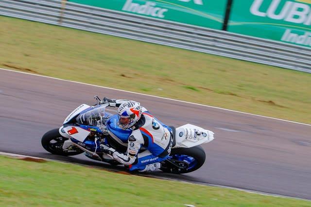 Matthieu Lussiana vence a etapa de Cascavel pela Moto 1000GP