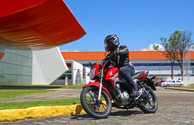 Nova Honda CG 160 é lançada com preço a partir de R$ 7.990