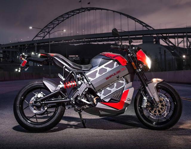 Victory Motorcycles apresenta a primeira Moto Elétrica da marca