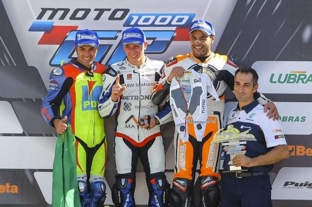 Confira todos os resultados do Moto GP 1000 - Etapa de Curitiba!