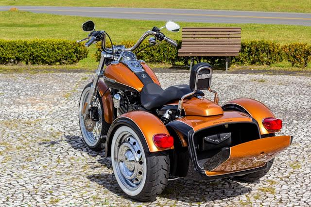 Trike Harley-Davidson