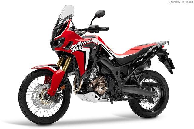 Honda anuncia chegada da novíssima CRF1000L Africa Twin ao Brasil