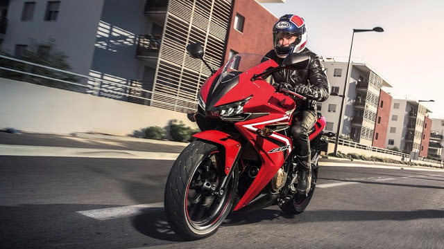 Nova Honda CBR 500R é lançada nos Estados Unidos e Europa