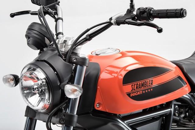 Ducati entra no segmento de baixa cilindrada com moto de 399 cc