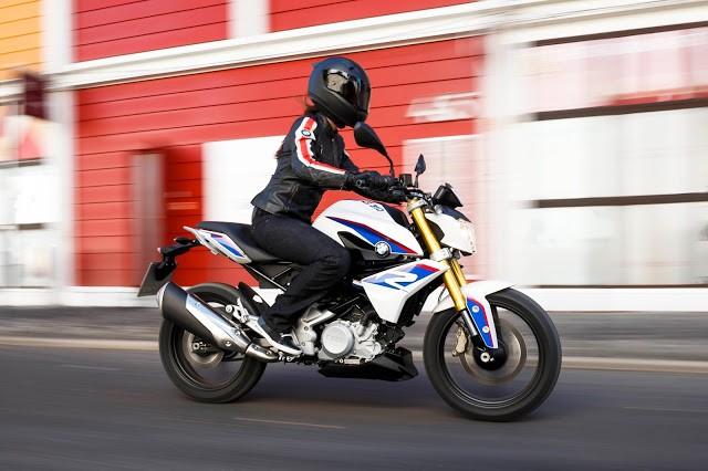 BMW revela nova roadster BMW G 310 R. O prometido modelo de entrada de baixa cilindrada.