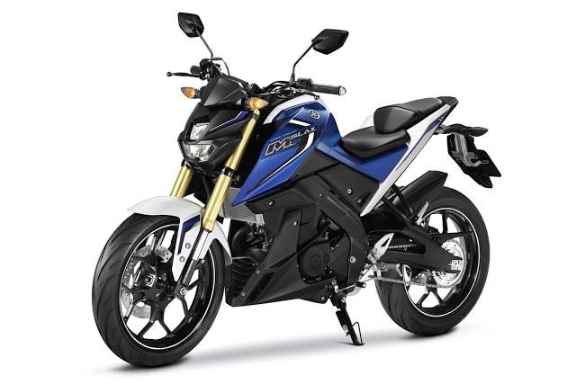 Yamaha apresenta a M-150 Slaz, uma street esportiva. Ou seria ao contrário?