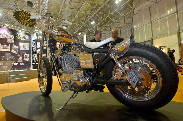 Salão Moto Brasil 2016 destaca Bike & Art Show