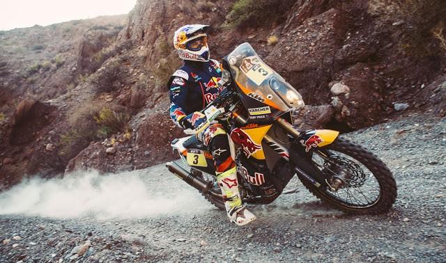 Rally Dakar 2016 Motos: O australiano Toby Price é campeão