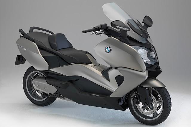"""BMW convoca para recall as """"Big Scooters"""" C 600 Sport e C 650 GT"""