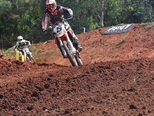 Região Metropolitana de Curitiba ganha centro de treinamento de Motocross