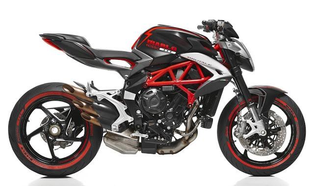 MV Agusta e Pirelli celebram parceria com uma edição especial: Diablo Brutale 800