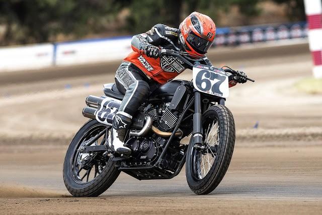 Harley-Davidson apresenta a XG 750R, uma esportiva apenas para corridas
