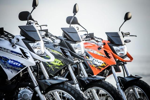 Yamaha XTZ 150 Crosser: mais de de 46 mil motos deverão fazer o recall por defeito no chassi