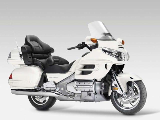 Recall da gigante: Honda convoca proprietários da GL 1800 Gold Wing para substituição do sistema de airbag.