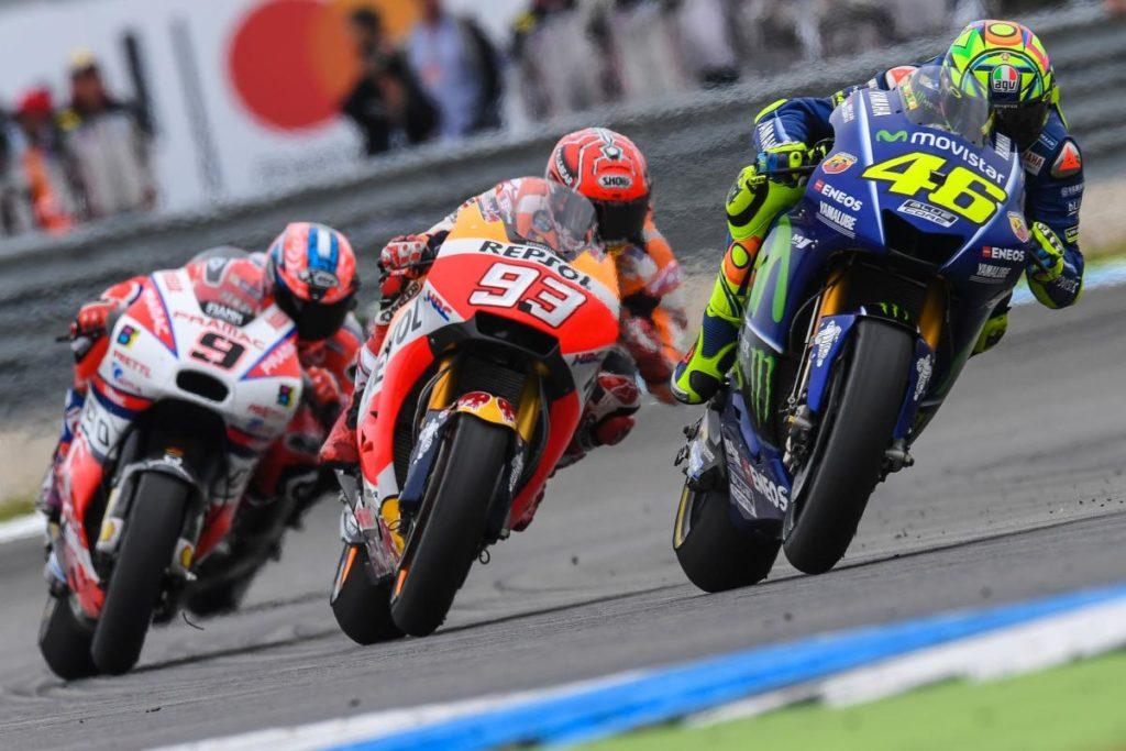 Valentino Rossi vence na Holanda e volta a brigar pelo campeonato