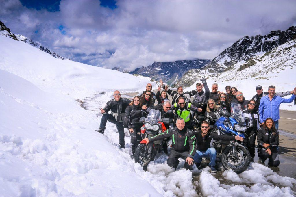 Programa de viagens da Triumph amplia atuação para outros países