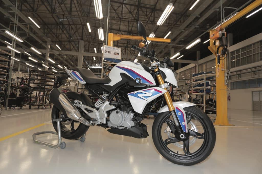 Nova BMW G 310 R esgota pré-vendas em menos de um mês
