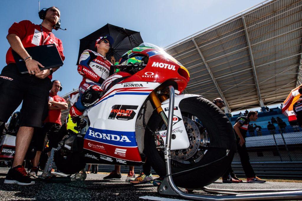 Eric Granado vence mais duas e assume liderança do Europeu de Moto2