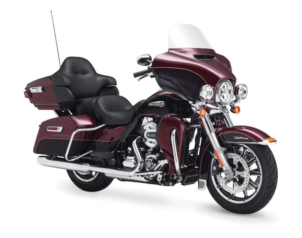 Moto para Viagens - Harley-Davidson Ultra