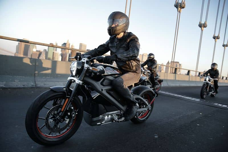 Harley-Davidson elétrica chega em 2020