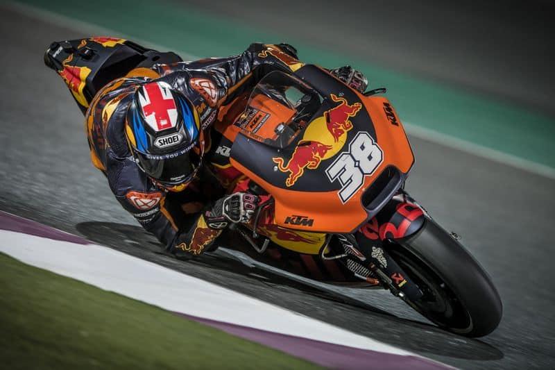Equipe Red Bull KTM se apresenta oficialmente para temporada 2018 da MotoGP