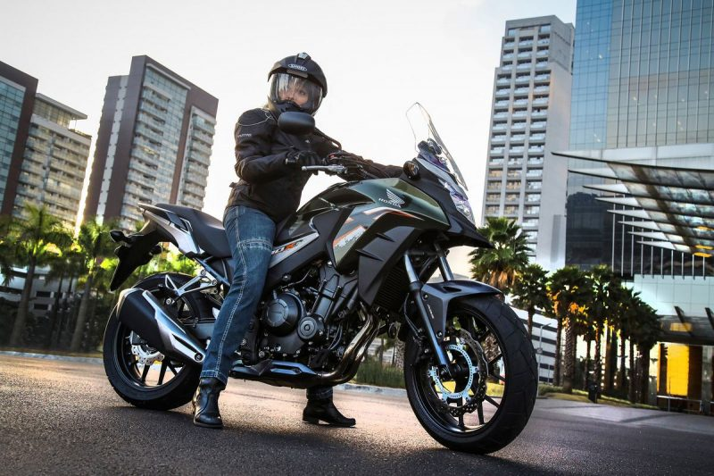 Honda apresenta novas condições de aquisição para a CB 500X - 2018