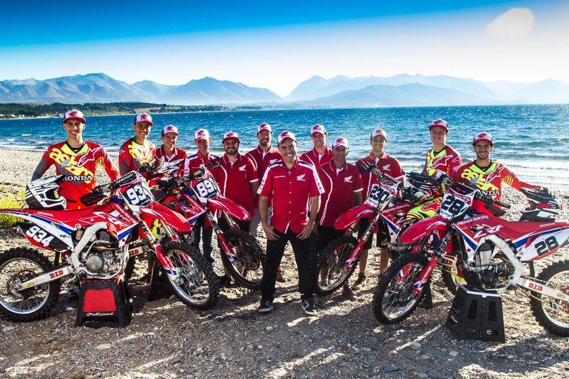 MXGP inicia o ano de competições na Patagônia
