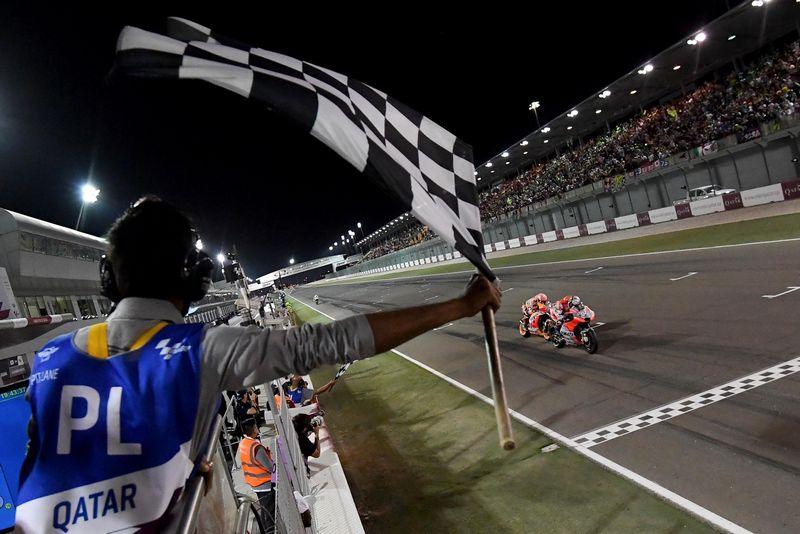 Andrea Dovizioso vence a primeira corrida do ano da MotoGP 2018