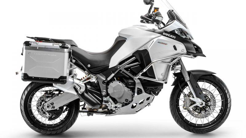 Ducati Multistrada 1200 Enduro - Edição limitada da  é lançada no Brasil