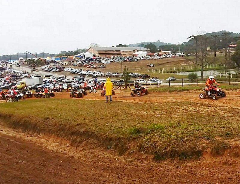 Maior encontro de trilheiros do Paraná impulsiona a economia em Piên