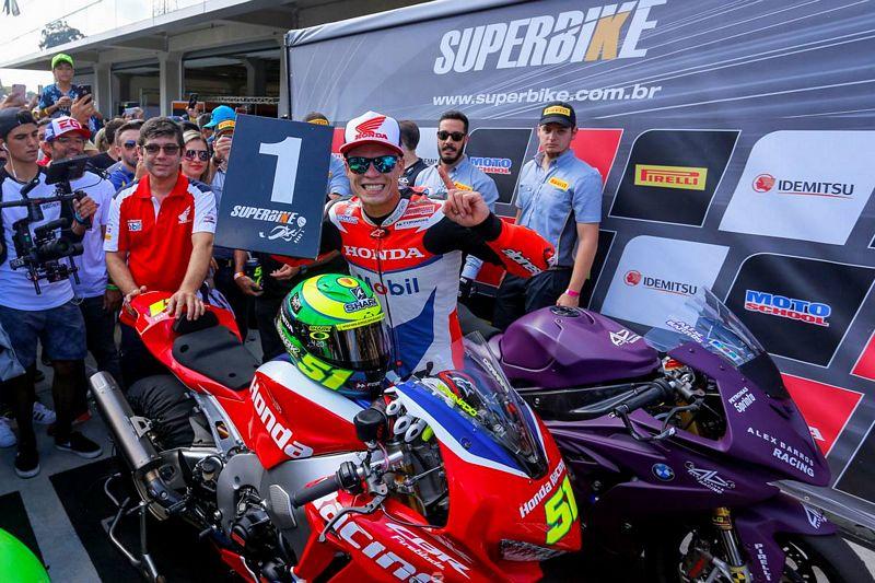 Granado começando bem no Superbike Brasil - Créditos - Sampafotos