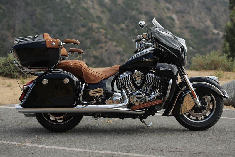 Indian Motorcycle anuncia recall da Roadmaster