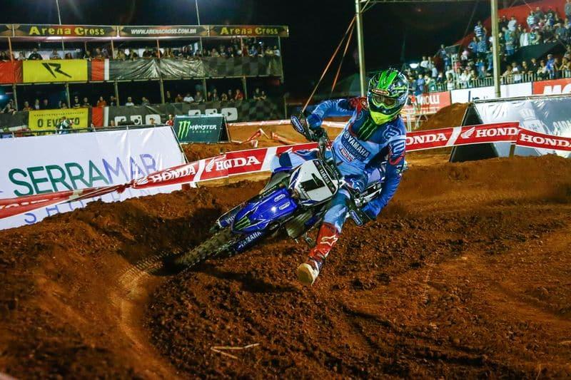 Arena Cross: com show nas pistas, Paulo Alberto vence todas as disputas em Caraguatatuba