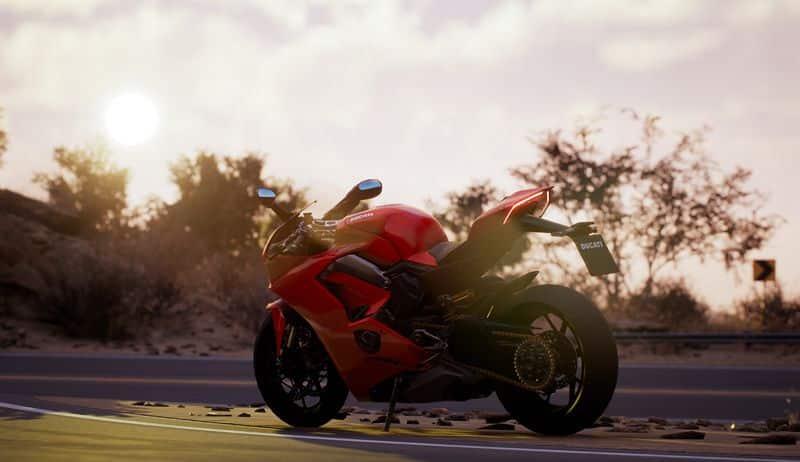 Ducati Panigale V4 no Game Ride3