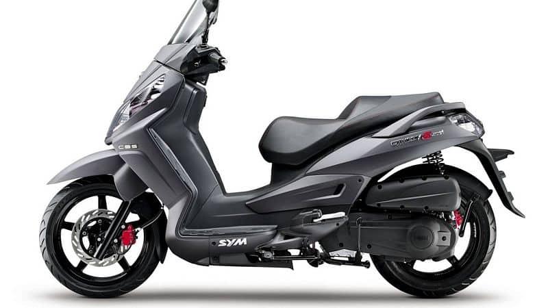 Dafra Citycom S 300i - scooter agora possui versão ABS