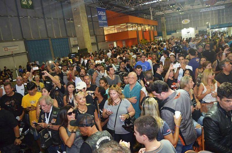 Grande público é esperado na 8ª edição do Salão Moto Brasil