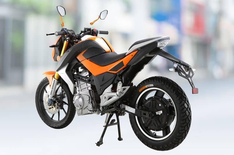 Fabrica em Goiás deve apresentar essa semana moto 100% elétrica