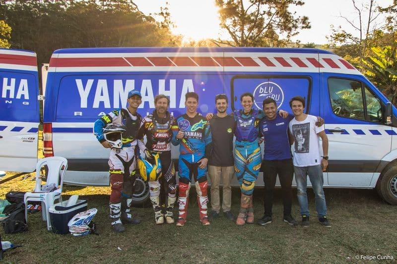 Yamaha lança websérie sobre VR46 Master Camp, no Motor Ranch de Valentino Rossi.