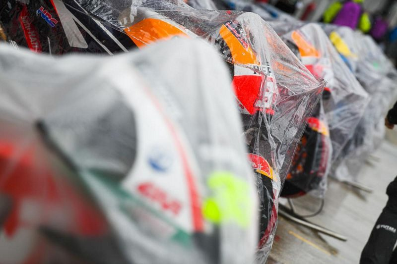 MotoGP: GP da Grã-Bretanha é cancelado devido às chuvas