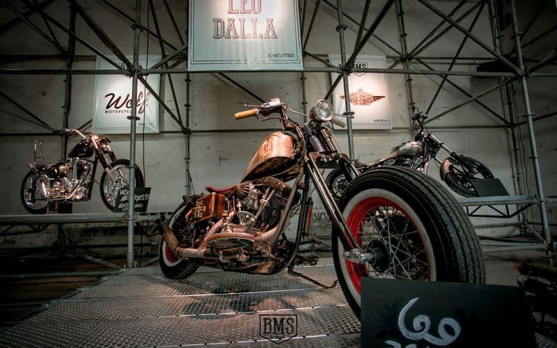 Grandes nomes da customização marcarão presença no BMS Motorcyle - Foto: Ebraim Martini