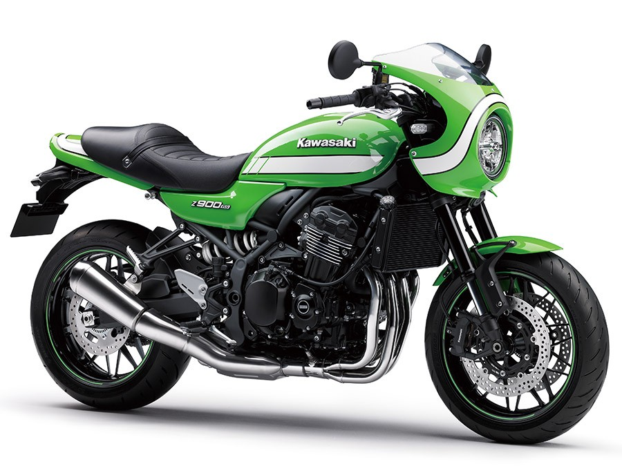 Kawasaki Z900 RS Café, Medalha de Ouro nas mais pontuadas em todas as categorias do Moto Premium do Ano