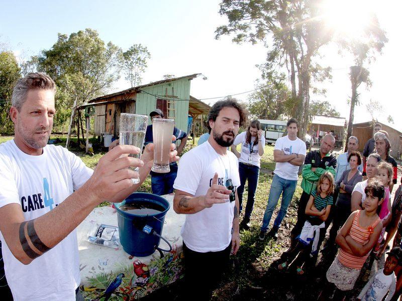 BMW e ONG Waves For Water se unem para levar água às comunidades carentes