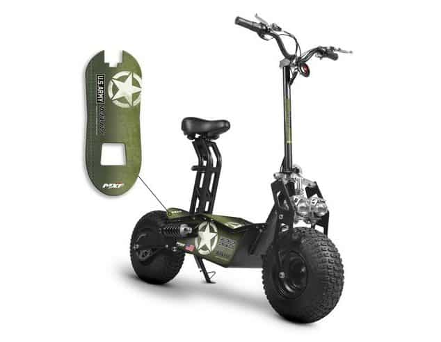 Curitibana MXF apresenta a Moto Elétrica MUV como alternativa para o trânsito